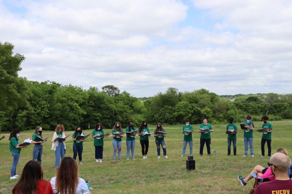 Clark HS Choir 1
