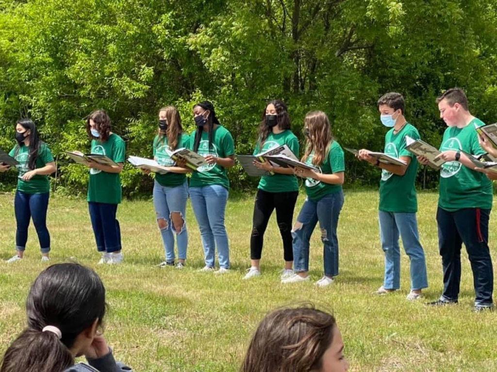 Clark HS Choir 2