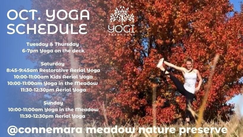 October Yoga